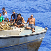 CHILE TO TAHITI VIA EASTER AND PITCAIRN ISLANDS