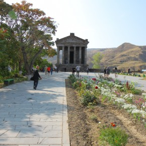 2011-09-20 Armenia Garni Temple
