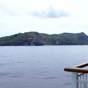 2011-02-14 Pitcairn Island - the island is splendid isolation