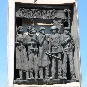 2011-06-14 Poland Gdansk Solidarity Monument (4)