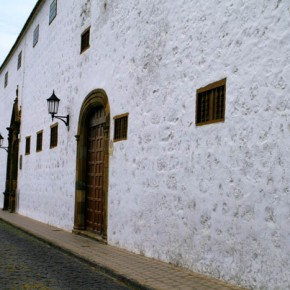 Garachico, Gran Canaria, was once a wealthy town of traders
