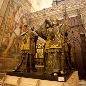 Tomb of Christopher Columbus and controversy surrounding it